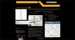 Preview of gunmak.net