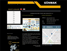 Tablet Preview of gunmak.net